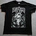 Belphegor - TShirt or Longsleeve - Belphegor Totenritual EU Tour 2020 Shirt