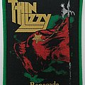 Thin Lizzy - Patch - Thin Lizzy - Renegades