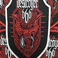 Deströyer 666 - Patch - Destroyer 666 - Wolf