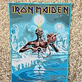 Iron Maiden - Patch - Iron Maiden - Seventh Son Of A Seventh Son
