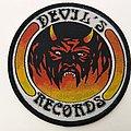 Devil's Records - Patch - Devil's Records