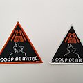H Bomb - Patch - H Bomb - Coup de Metal Official Patch