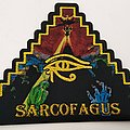Sarcofagus - Patch - Sarcofagus - Envoy Of Death