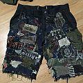 Patched short (pants)
