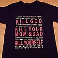 Marilyn Manson - TShirt or Longsleeve - Kill God, Kill....... t-shirt