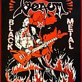 Venom Sweden legions backpatch