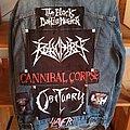 Motörhead - Battle Jacket - DIY Levi's denim jacket