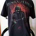 Disturbed T Shirt - XL