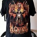 Limp Bizkit - TShirt or Longsleeve - ALCATRAZ FESTIVAL 2018 Concert Shirt Belgium - M - Venom Inc, Sepultura,...