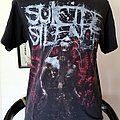 SUICIDE SILENCE 2010 Concert Tour Shirt - M - Time To Bleed