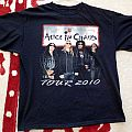 Alice In Chains 2010 Tour Shirt