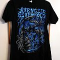 Avenged Sevenfold 2012 Tour Shirt