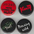 Noize Here Comes the Blitz Pins Pin / Badge
