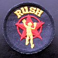 Rush Patch - 1981 Vintage