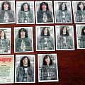 Testament Trading Cards (18) Other Collectable