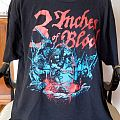 3 INCHES OF BLOOD 2010 Concert Tour Shirt - 2XL - Summer of Mayhem