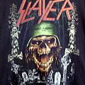 Slayer T Shirt - Do You Want To Die??