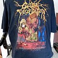 CATTLE DECAPITATION 2 Sided T Shirt - Tooth Enamel and Concrete