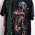 Iron Maiden Shirt - Somewhere in Time