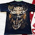 Amon Amarth 2 Sided Shirt - For Victory or Death