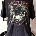 DISTURBED T Shirt - XL - Asylum