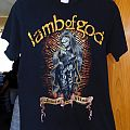 LAMB OF GOD T Shirt - Again We Rise