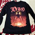 Dio Long Sleeve T Shirt - The Last In Line