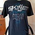 SKILLET 2009 Concert Tour Shirt - L - Awake and Alive
