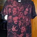 SLIPKNOT All-over Print T Shirt