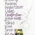Alcatrazz Setlist Other Collectable