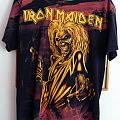 Iron Maiden Killers - All Over Print TShirt or Longsleeve