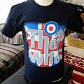 THE WHO 2008 Concert Tour Shirt - M