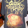CATTLE DECAPITATION 2 Sided T Shirt - 2XL - Into The Public Bath