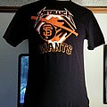 METALLICA SF Giants 2014 Shirt - M - HIT 'EM ALL - MLB Baseball