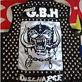 Charged Gbh - Battle Jacket - New kutte in progress