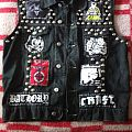 Charged G.B.H - Battle Jacket - New kutte finished