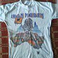 Iron Maiden - TShirt or Longsleeve - Iron Maiden white shirt