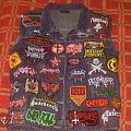 Thrash Metal - Battle Jacket - My finished kutte