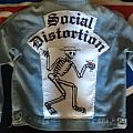 Social Distortion DIY Backpatch