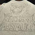 Nuclear Assault - TShirt or Longsleeve - Nuclear Assault DIY