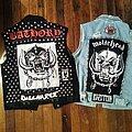 Motörhead - Battle Jacket - Born to lose Live to win