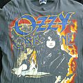 Ozzy Osbourne - TShirt or Longsleeve - Ozzy t-shirt Late 80's.