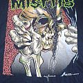 "Misfits ""Mommy Can I Go Out And Kill Tonight"" t-shirt."