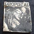 Dropdead - Patch - Dropdead burnt face patch.