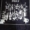 Kiss Destroyer tapestry. Other Collectable