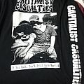 Capitalist Casualties 2010 tour long sleeve t-shirt.