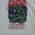 """Nuclear Assault - TShirt or Longsleeve - Nuclear Assault """"Only The Strong Survive"""" T-shirt"""