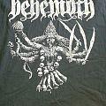 Behemoth - TShirt or Longsleeve - Behemoth Ezkaton t-shirt