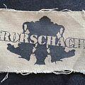 Rorschach - Patch - Rorschach logo patch.