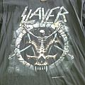 Slayer - TShirt or Longsleeve - Slayer Divine Intervention T-shirt.
